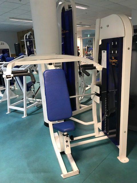 Axelpress CL Fitness