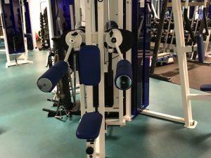 Axelmaskin CL Fitness