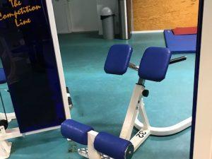 CL Fitness. Ryggresare 45 grader