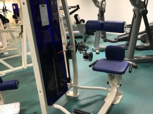 CL Fitness Back extension-Ländryggsmaskin