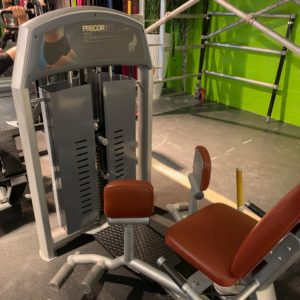 Precor Adduction-Insida Lårmaskin Icarian