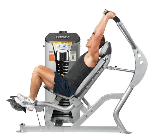 Shoulderpress Roc-it Hoist
