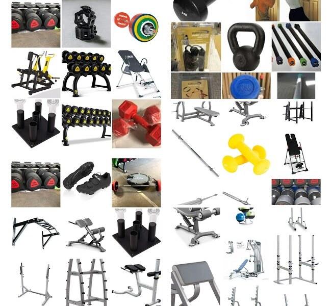 Fynda Begagnad Gymutrustning Precor