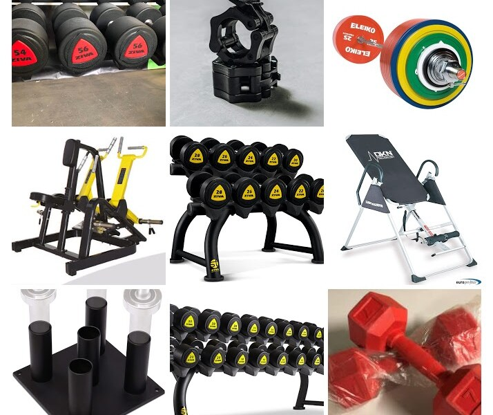 Träningsredskap Träningsutrustning Träningsmaskiner
