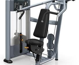 Precor Axelpress-Shoulderpress Discovery